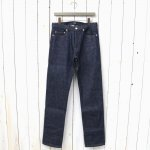 A.P.C.『NEW STANDARD』(DENIM BRUT)