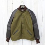 NEPENTHES×SKOOKUM 『Melton Body Surcoat』(OD)