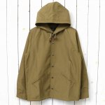 Mt RAINIER DESIGN『ORIGINAL HOOD COACH JACKET』(CAMEL)