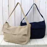 hobo『Cow Suede Leather Shoulder Bag L』