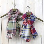ENGINEERED GARMENTS『Long Scarf-Big Plaid』