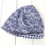 ENGINEERED GARMENTS『Reversible Beanie Cap-Knit Jacquard』