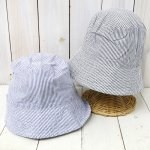 ENGINEERED GARMENTS『Bucket Hat-Seersucker St.』
