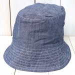 ENGINEERED GARMENTS『Bucket Hat-Cone Chambray』