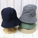 ENGINEERED GARMENTS『Bucket Hat-PC Poplin』