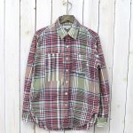ENGINEERED GARMENTS『Work Shirt-Big Plaid』(Olive/Navy)