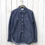 ENGINEERED GARMENTS『Work Shirt-Lt. Weight Denim』