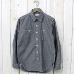 ENGINEERED GARMENTS『Work Shirt-Cotton Chambray』