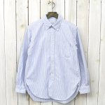 ENGINEERED GARMENTS『19th BD Shirt-Oxford St.』(Blue)