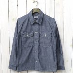 ENGINEERED GARMENTS『Field Shirt-Cone Chambray』