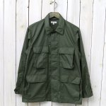 ENGINEERED GARMENTS『BDU Jacket-High Count Twill』(Olive)