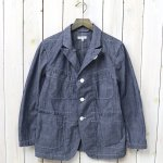 ENGINEERED GARMENTS『Bedford Jacket-8oz Cone Chambray』
