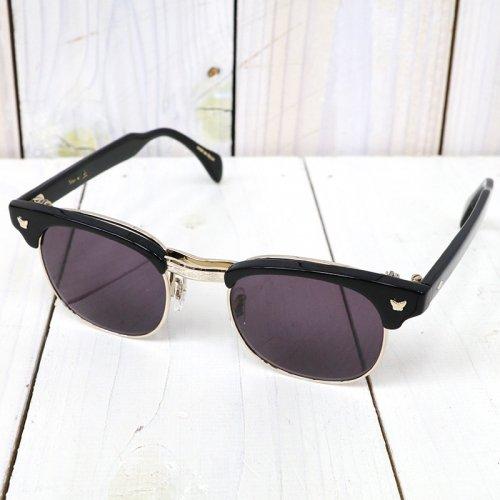 Needles『Papillon Glasses-Samuel/Sunglasses』(Black)