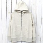 CURLY『RAFFY ZIP PARKA』(OATMEAL)