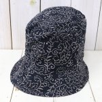 ENGINEERED GARMENTS『Bucket Hat-Paisley Twill』