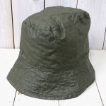 ENGINEERED GARMENTS『Bucket Hat-Coated Linen』