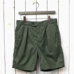 ENGINEERED GARMENTS『Sunset Short-High Count Twill』(Olive)