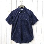 ENGINEERED GARMENTS『Popover BD-Polka Dot Lawn』(Navy)