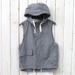 ENGINEERED GARMENTS『Field Vest-Activecloth』