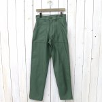 STAN RAY『1200 TAPER FIT 4POCKET FATIGUE』(OLIVE)