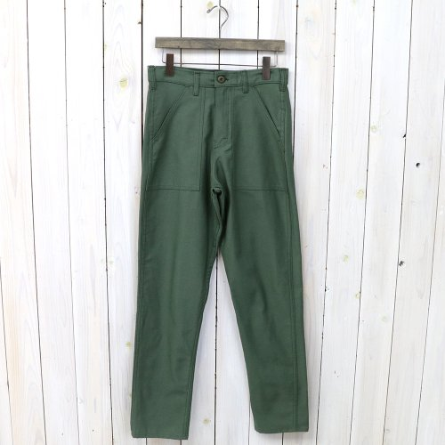 『1300 SLIM FIT 4POCKET FATIGUE』(OLIVE)