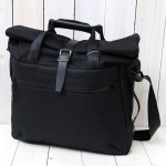 nanamica『Briefcase』(Black)
