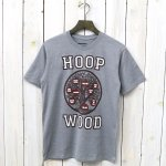 nanamica『nanamica Loopwheel COOLMAX®  Graphic Tee』(Heather Grey)
