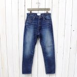 nanamica『5pockets Tapered Pants』(Vintage Wash)