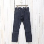 nanamica『5pockets Straight』(Indigo)