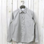 nanamica『Wind Shirt』(Light Beige)
