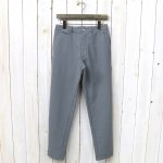 nanamica『ALPHADRY Stretch Pants』(Gray)
