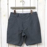 nanamica『Club Shorts』(Heather Gray)