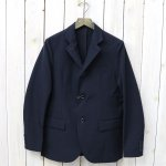 nanamica『Club Jacket』(Navy)