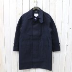 nanamica『GORE-TEX®  Single Trench Coat』(Marine Navy)