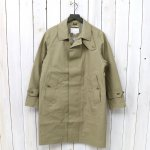 nanamica『GORE-TEX®  Single Trench Coat』(Beige)