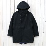 nanamica『GORE-TEX®  Shell Coat』(Black)