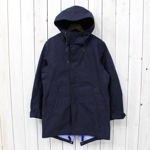 nanamica『GORE-TEX® Shell Coat』(Marine Navy)