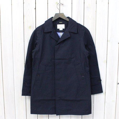 nanamica『GORE-TEX® Soutien Coller Coat』(Marine Navy)