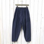 FWK by ENGINEERED GARMENTS『Balloon Pant-Diamond Jacquard』