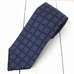 ENGINEERED GARMENTS『Neck Tie-Diamond Jacquard』
