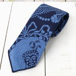 ENGINEERED GARMENTS『Neck Tie-Ethnic Print』