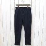 ENGINEERED GARMENTS『Cinch Pant-High Count Twill』(Dk.Navy)