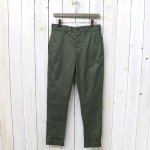 ENGINEERED GARMENTS『Cinch Pant-High Count Twill』(Olive)