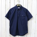 ENGINEERED GARMENTS『Popover BD-Super Fine Poplin』(Navy)