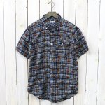 ENGINEERED GARMENTS『Popover BD-Floral Printed Madras』