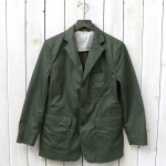 ENGINEERED GARMENTS『Baker Jacket-High Count Twill』(Olive)