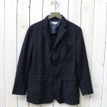 ENGINEERED GARMENTS『Baker Jacket-Tropical Wool』(Navy)