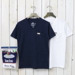 FRUIT OF THE LOOM×BLUE BLUE『VN 2PACK POCKET T NO.2』(NAVY)
