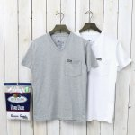 FRUIT OF THE LOOM×BLUE BLUE『VN 2PACK POCKET T NO.2』(GREY)