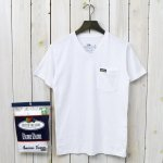 FRUIT OF THE LOOM×BLUE BLUE『VN 2PACK POCKET T NO.2』(WHITE)